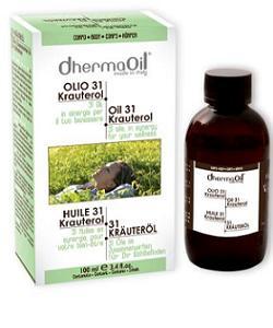 DHERMAOIL OLIO 31 KRAUTEROL - DrStebe