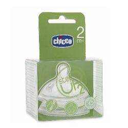 CHICCO TETTARELLA T STEP UP 2 2FORI 2 PEZZI - Farmacia Giotti