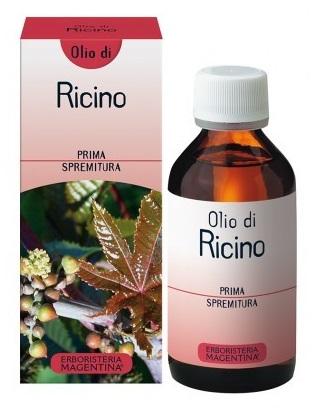 RICINO OLIO VEGETALE 100 ML - farmaciadeglispeziali.it