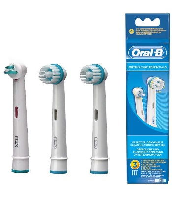 ORALB ORTHOCARE ESSENTIALS 3 PEZZI - Farmaconvenienza.it