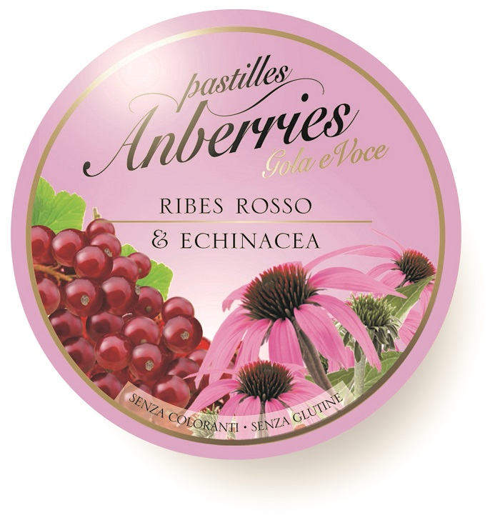 ANBERRIES RIBES ROSSO & ECHINACEA - Farmajoy