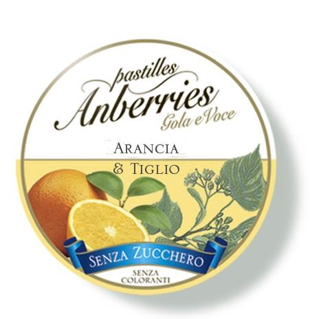 Anberries Arancia&tiglio S/z - Farmafirst.it