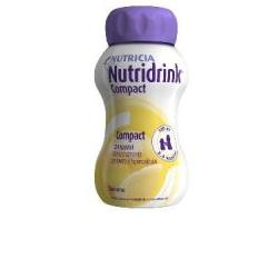 NUTRIDRINK COMPACT CIOCCOLATO 125 ML 4 PEZZI - Farmafamily.it