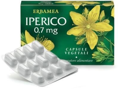 IPERICO 36 CAPSULE VEGETALI - Parafarmacia la Fattoria della Salute S.n.c. di Delfini Dott.ssa Giulia e Marra Dott.ssa Michela