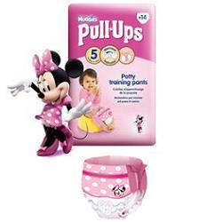 HUGGIES PULL UPS GIRL L 12/18 KG PACCO DOPPIO 26 PEZZI - FARMAEMPORIO
