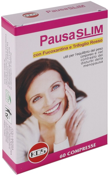 PAUSA SLIM 60 COMPRESSE - Farmastar.it