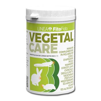 VEGETAL CARE POLVERE BARATTOLO 150 G - Farmaseller