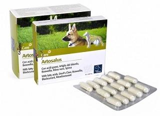 ORME NAT ARTOSALUS 60 COMPRESSE - Farmagolden.it