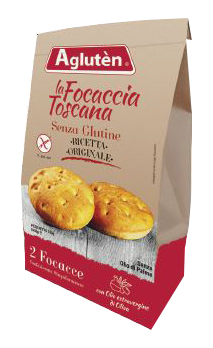 AGLUTEN LA FOCACCIA TOSCANA 100 G - Farmaciacarpediem.it