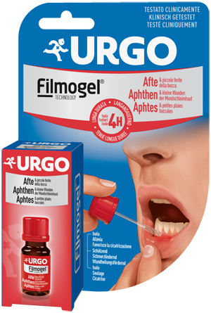 CEROTTO LIQUIDO PROTETTIVO URGO AFTE 6 ML - Farmaciaempatica.it