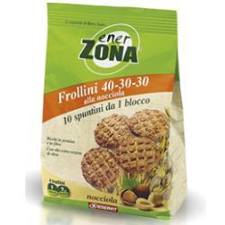 EnerZona Enervit Frollini 40-30-30 Nocciola 250g - Farmaciacarpediem.it