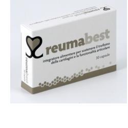 REUMABEST 30 CAPSULE - Farmaseller
