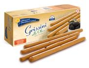Piaceri Mediterranei Grissini Alle Olive Senza Glutine 160g - Farmajoy