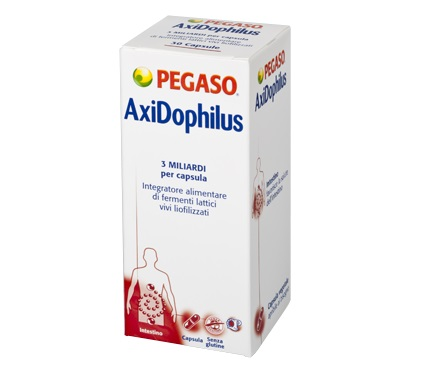 AXIDOPHILUS 60 CAPSULE - Farmafirst.it