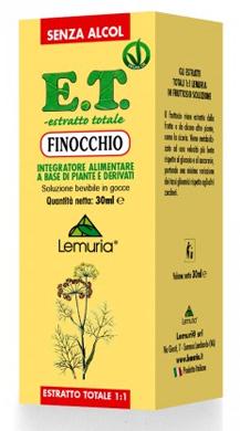 ET FINOCCHIO 30 ML - Farmacia Centrale Dr. Monteleone Adriano