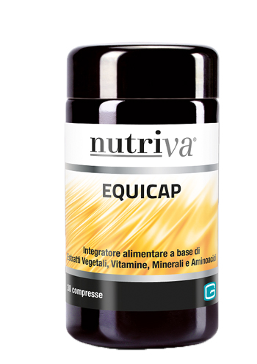 NUTRIVA EQUICAP 30 COMPRESSE - Farmacia della salute 360