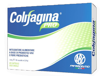 COLIFAGINA PRO 20 CAPSULE - Farmapage.it