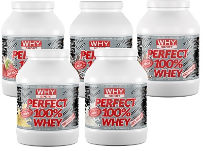 PERFECT WHEY CAPPUCCINO 800 G - Farmastop