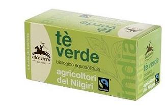 TE' 20 FILTRI VERDE BIO FAIRTRADE - Farmacia Castel del Monte