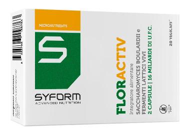 FLORACTIV 20 CAPSULE - Farmacia della salute 360
