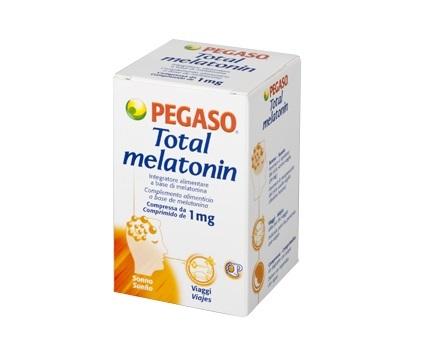 TOTAL MELATONIN 180 COMPRESSE - Farmaciacarpediem.it