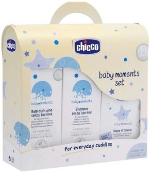 CHICCO SET BAGNO SHAMPOO + COLONIA - Spacefarma.it