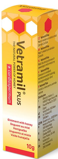 VETRAMIL PLUS 10G - FARMAPRIME