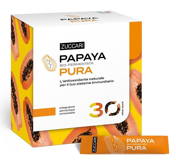 PAPAYA PURA 30 BUSTINE 3 G - Farmacia Giotti