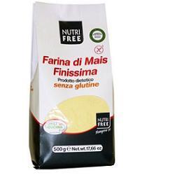 NUTRIFREE FARINA DI MAIS FINISSIMA 500 G - Farmaciacarpediem.it