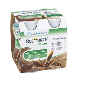 RESOURCE REPAIR CAFFE' 4 BOTTIGLIE 200 ML - Parafarmacia Tranchina