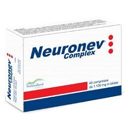 NEURONEV COMPLEX 30 COMPRESSE - Farmaunclick.it