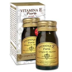 VITAMINA E PURA 60 PASTIGLIE - Farmacia Giotti