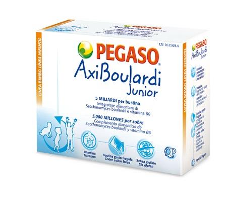 Axiboulardi Junior 14 Bustine - Farmalilla
