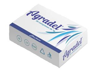 AGRADEL 30 COMPRESSE - Farmaseller