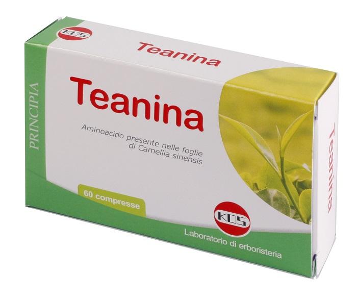 Teanina 60 Compresse