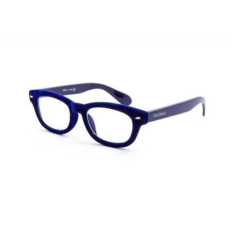 OCCHIALE PREMONTATO VELVET BLUE +1,00DIOTTRIA - Zfarmacia