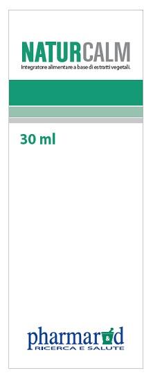 NATURCALM GOCCE 30 ML - Farmaseller