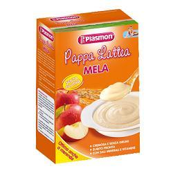 PLASMON PAPPA LATTEA MELA 250 G 1 PEZZO - Farmafamily.it