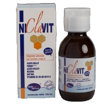 NICLAVIT SCIROPPO 150 ML - Farmaseller
