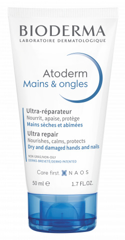 Bioderma Atoderm  Mains E Ongles Crema Mani 50ml - FARMAPRIME