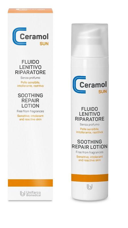 CERAMOL SUN FLUIDO LENITIVO 100 ML - DrStebe