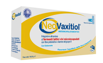 NEOVAXITIOL 12 FLACONCINI - Farmafirst.it
