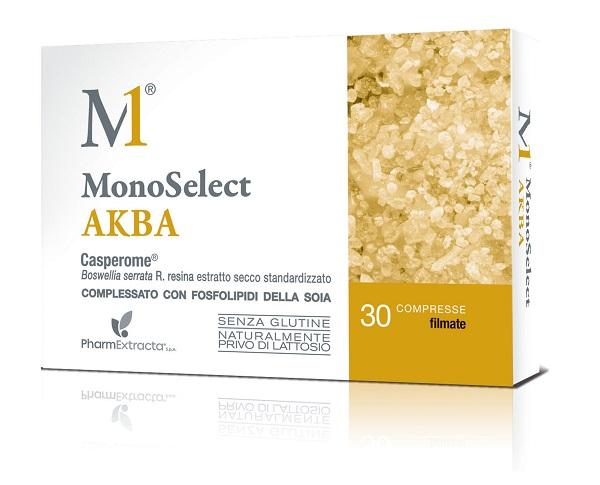 MONOSELECT AKBA 30 COMPRESSE - DrStebe
