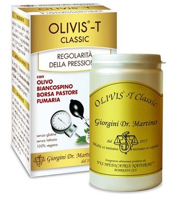OLIVIS T CLASSIC 500 PASTIGLIE - Spacefarma.it