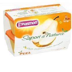 PLASMON SAPORI DI NATURA OMOGENEIZZATO PERA 100 G X 4 PEZZI - Carafarmacia.it
