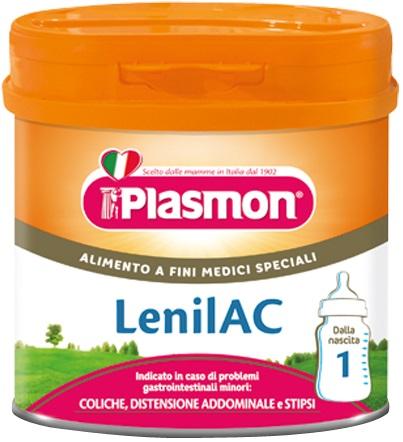 PLASMON LENILAC 1 NEW 400 G 1 PEZZO - Farmapage.it