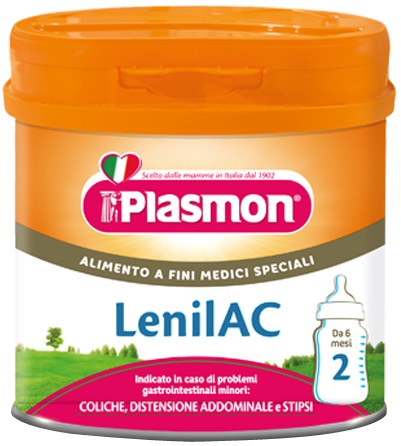 PLASMON LENILAC 2 NEW 400 G 1 PEZZO - Farmapage.it