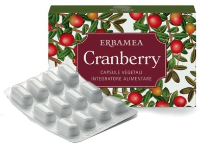 CRANBERRY 24 CAPSULE - Farmapage.it