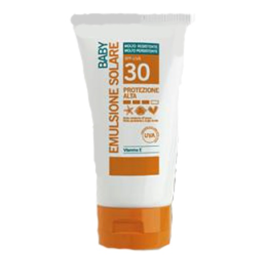 LFP SOLARE EMULSIONE 30 BABY 150 ML - Farmabros.it