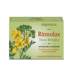 RITMOLAX TISANA BIOLOGICA 20 BUSTINE - Farmapage.it